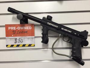 Tippmann 98 Custom: $80